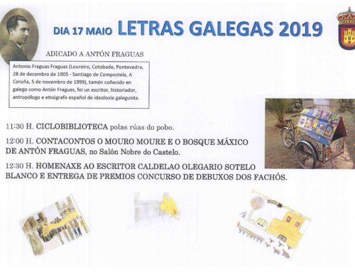LETRAS GALLEGAS 2019