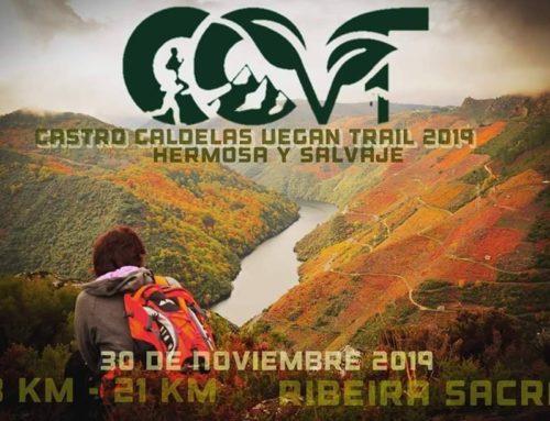 CASTRO CALDELAS VEGAN TRAIL 2019